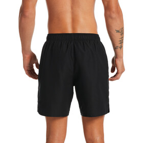 "Nike Swim Essential Lap 7"" Volley Shorts Heren, black"